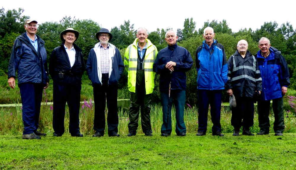 July 26th: Low Moor, Oakenshaw & Woodlands The Royal, Low Moor Leader: Ian
