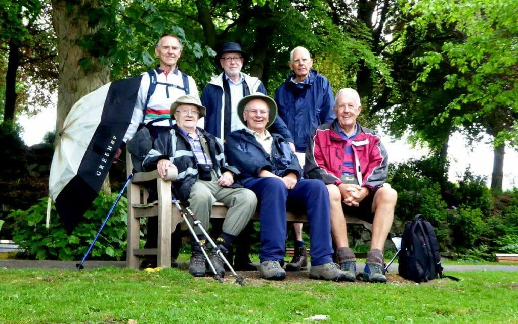 30th May Crosland Moor & Beaumont Park Pub: The Sands House, Crosland Moor Leader: Andy